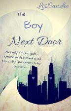 The Boy Next Door [His Bad Boy Ways #3.5] by LisSandre