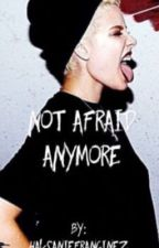 Not Afraid Anymore|halsanie by TrashforHalsey