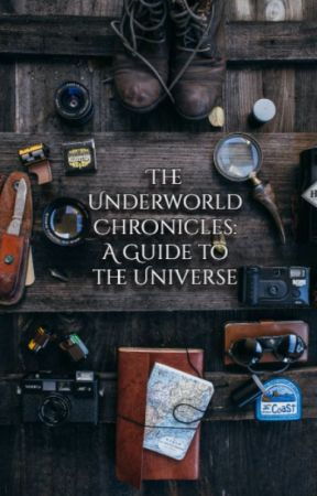 Underworld Chronicles: A Guide to the Universe by rotXinXpieces
