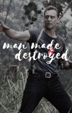 Man Made & destroyed | James Conrad by sourshawn