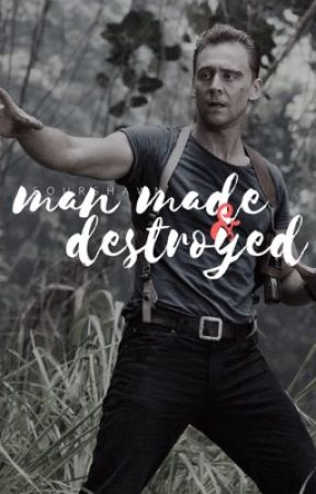 Man Made & destroyed | James Conrad  by lraston