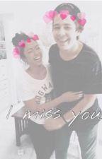 I miss you / Diza by actualyoutubetrash