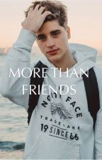 More Than Friends (Ivan Martinez) by its_just_sarah_