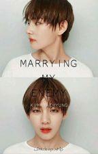 Marrying My Enemy || BTS Kim Taehyung by trashfor-ateez