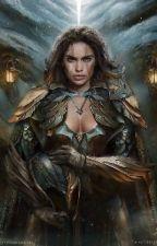 Ares: Diosa de Guerra by blackzed12