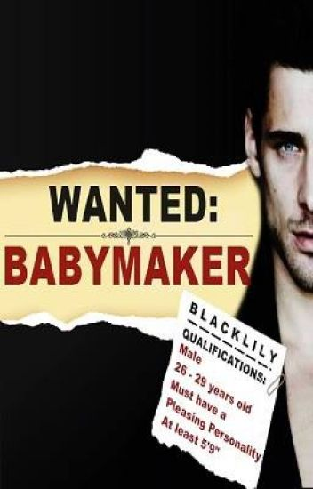 Wanted:Babymaker reposted (Sana di maprivate)