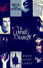The Vampire King's Husband♛ L.S. Adaptación by Anikatonks