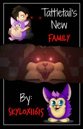 Tattletail's New Family by Skylox11615