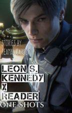 Leon S. Kennedy X Reader One Shots by TeamAlucard21