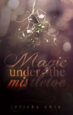 Magic Under the Mistletoe by ceruleanskies