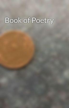Book of Poetry by Brookieveiwthemew