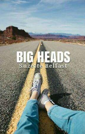 Big Heads by IIPosterPaintsII