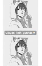 Clouds, Rain, Sunrise 🌦 by aoko96
