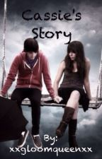 Cassie's Story (emo love story) by lilacxlolita