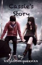 Cassie's Story (emo love story) by xxgloomqueenxx