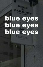 Blue Eyes ➣ Tyler Posey »complete« by penetratorarchies