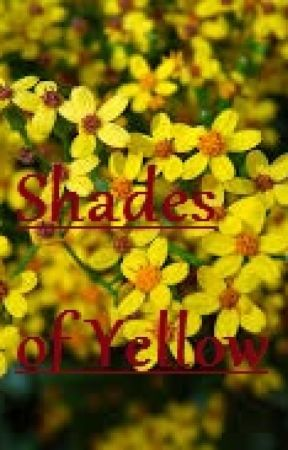 Shades of Yellow by papermateheartlove