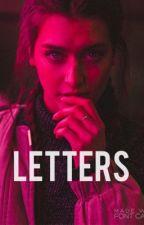 letters • hannah baker by jeffaktins