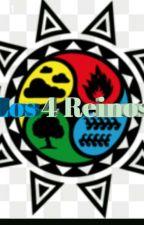 Los 4 Reinos by Azunayui