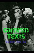 Camren texts by bruh_love_me