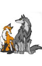 The Fox and The Wolf *A SasuNaru Story* by Katsuki_Bakugo_012
