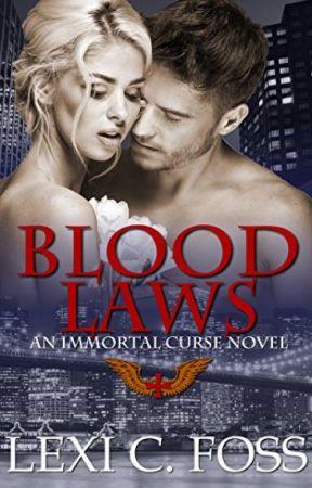 Blood Laws by Lexi C. Foss Preview by GenreCravePR