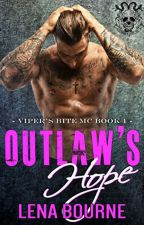 Outlaw's Hope by Lena Bourne PREVIEW by GenreCravePR