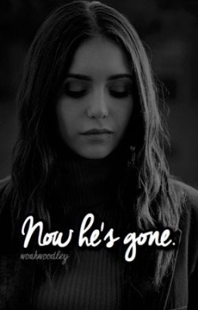 Now He's Gone | TVD by woahwoodley