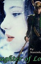 Daughter of Loki? by ManinhaHiddles