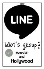 Idiot's Group (MotoGP & Hollywood) by Tasya-73