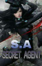 Secret Agent by nopnob