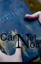 Carnet noir  by Lilystudio