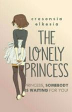 The Lonely Princess  by Aelkezx_