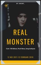 Real Monster [Smut] by Mchan_