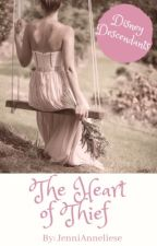 The Heart of Thief ~ Jay Love Story (Disney Descendants) by JenniAnneliese