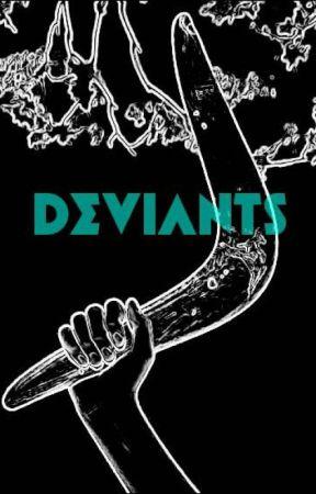Deviants by Kshitij149