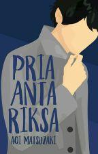 Pria Antariksa by aotsuki_chan