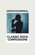 Classic rock and metal confessions.  by ASmoothCriminal