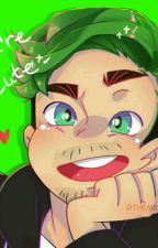 Jacksepticeye x chubby reader by snow13love