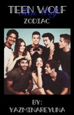 Teen Wolf Zodiac by YazminAreyuna