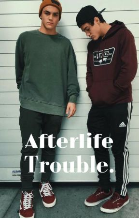 Afterlife Trouble by iprankster