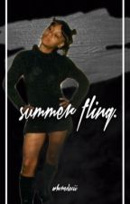 Summer Fling|Left Eye by XxJaayXx
