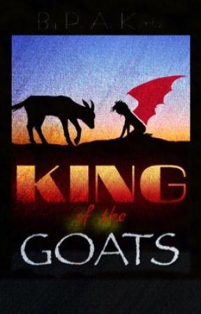 CROWLEY: King of the Goats by kingofthegoats