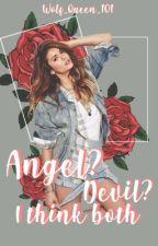 Angel? Devil? I Think Both ~  ᴛʜᴇ ᴠᴏʟᴛᴜʀɪ ɢuaʀᴅs  by Wolf_Queen_101