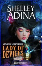 Lady of Devices by ShelleyAdina