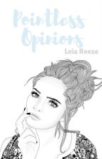 Pointless Opinions... with Leia. by TheLargeBaguette