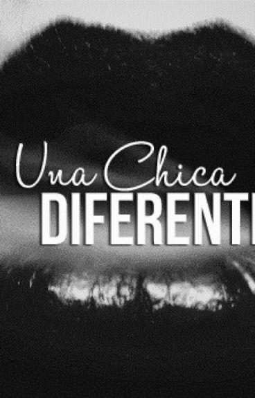 Una chica diferente. Terminada.