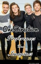 ONE DIRECTION PREFERENCES. #Wattys2017 by -JanesStorys-