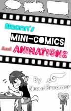 Neonn's Mini-Comics and Animations! by NeonnDreamer