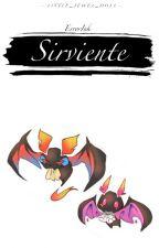Sirviente || Fallacy x Encre || ErrorInk by Little_Jewel_doll